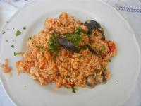 risotto di mare - Il Delfino - 12 agosto 2012  - San vito lo capo (414 clic)
