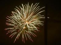 spettacolo pirotecnico - festeggiamenti in onore di Maria SS. dei Miracoli - 21 giugno 2012  - Alcamo (267 clic)