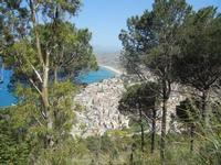 panorama della città - 6 maggio 2012  - Castellammare del golfo (374 clic)