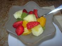 macedonia di frutta - Due Palme - 20 maggio 2012  - Santa ninfa (655 clic)