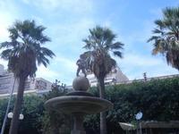 fontana con putto - dettaglio - 6 settembre 2012  - Sciacca (394 clic)