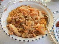 la casa del cous cous sanvitese - cous cous di pesce - 18 agosto 2012  - San vito lo capo (547 clic)