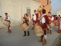 Contrada MATAROCCO - 5ª Rassegna del Folklore Siciliano - 5ª Sagra Saperi e Sapori di . . . Matarocco - 2° Festival Internazionale del Folklore - 5 agosto 2012  - Marsala (322 clic)