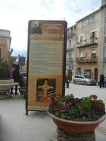 locandina festeggiamenti in onore del SS. Crocifisso - 22 aprile 2012  - Calatafimi segesta (471 clic)