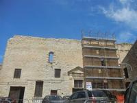 edificio in ristrutturazione - 22 aprile 2012  - Calatafimi segesta (468 clic)