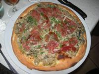 Pizza Boscaiola - Busith - 8 agosto 2012  - Buseto palizzolo (483 clic)