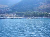 vista sul porto - 7 settembre 2012  - Castellammare del golfo (291 clic)