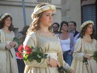 Corteo Storico di Santa Rita - 10ª Edizione - 27 maggio 2012  - Castelvetrano (619 clic)
