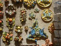 souvenir in ceramica - 5 agosto 2012  - Erice (1541 clic)