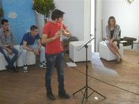 LE MELODIE DELL'ANIMA - Concerto per ANNA ROSA - Salone Stella Maris - 6 maggio 2012  - Castellammare del golfo (358 clic)
