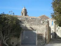 il campanile della Chiesa Parrocchiale di San Giuliano - 1 aprile 2012  - Erice (580 clic)