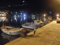 al porto di sera - 31 marzo 2012  - Castellammare del golfo (395 clic)