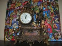 orologio e maiolicato - Busith - 8 agosto 2012  - Buseto palizzolo (364 clic)