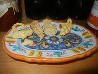pani di S. Giuseppe in miniatura - Alicos - 29 agosto 2012  - Salemi (761 clic)