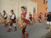 Contrada MATAROCCO - 5ª Rassegna del Folklore Siciliano - 5ª Sagra Saperi e Sapori di . . . Matarocco - 2° Festival Internazionale del Folklore - 5 agosto 2012  - Marsala (202 clic)