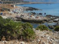 Golfo del Cofano - all'Isulidda - 18 agosto 2012  - Macari (730 clic)