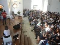 LE MELODIE DELL'ANIMA - Concerto per ANNA ROSA - Salone Stella Maris - 6 maggio 2012  - Castellammare del golfo (300 clic)