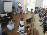 LE MELODIE DELL'ANIMA - Concerto per ANNA ROSA - Salone Stella Maris - 6 maggio 2012  - Castellammare del golfo (326 clic)