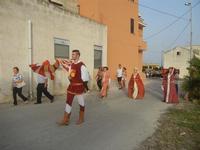 Contrada MATAROCCO - 5ª Rassegna del Folklore Siciliano - 5ª Sagra Saperi e Sapori di . . . Matarocco - 2° Festival Internazionale del Folklore - 5 agosto 2012  - Marsala (209 clic)
