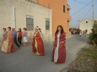Contrada MATAROCCO - 5ª Rassegna del Folklore Siciliano - 5ª Sagra Saperi e Sapori di . . . Matarocco - 2° Festival Internazionale del Folklore - 5 agosto 2012  - Marsala (546 clic)