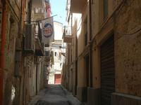 traversa della via Dante - 2 giugno 2012  - Alcamo (265 clic)