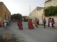Contrada MATAROCCO - 5ª Rassegna del Folklore Siciliano - 5ª Sagra Saperi e Sapori di . . . Matarocco - 2° Festival Internazionale del Folklore - 5 agosto 2012  - Marsala (215 clic)