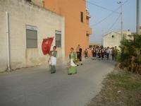 Contrada MATAROCCO - 5ª Rassegna del Folklore Siciliano - 5ª Sagra Saperi e Sapori di . . . Matarocco - 2° Festival Internazionale del Folklore - 5 agosto 2012  - Marsala (238 clic)