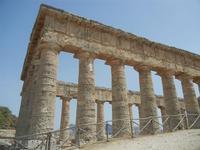 il tempio - 5 agosto 2012  - Segesta (694 clic)