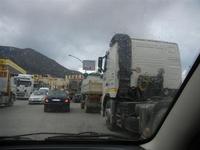 protesta degli autotrasportatori - Movimento dei Forconi - 20 gennaio 2012   - Castellammare del golfo (835 clic)