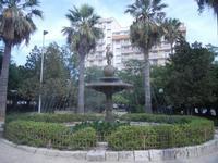 fontana con putto - 6 settembre 2012  - Sciacca (311 clic)