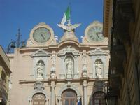 La Loggia dell'Orologio in via Torrearsa - 13 maggio 2012  - Trapani (357 clic)