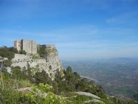 Castello di Venere - 1 aprile 2012  - Erice (567 clic)