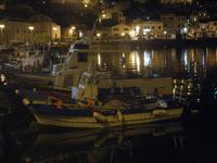 al porto di sera - 31 marzo 2012  - Castellammare del golfo (487 clic)