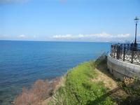 panorama del Golfo di Castellammare da Piazza Petrolo - 5 marzo 2012  - Castellammare del golfo (348 clic)