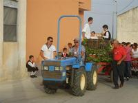 Contrada MATAROCCO - 5ª Rassegna del Folklore Siciliano - 5ª Sagra Saperi e Sapori di . . . Matarocco - 2° Festival Internazionale del Folklore - 5 agosto 2012  - Marsala (210 clic)