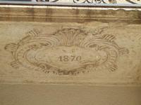 balcone - particolare - 2 giugno 2012  - Alcamo (223 clic)