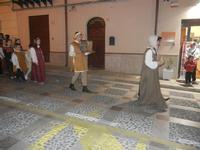 Il Corteo Storico di S. Rita - 19 maggio 2012  - Castellammare del golfo (400 clic)