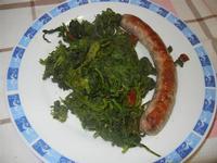 salsiccia e cavuliceddi - 23 gennaio 2012  - Alcamo (1881 clic)