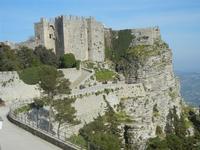Castello di Venere - 1 aprile 2012  - Erice (414 clic)