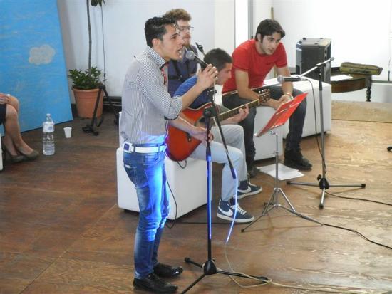 LE MELODIE DELL'ANIMA - Concerto per ANNA ROSA - CASTELLAMMARE DEL GOLFO - inserita il 29-Oct-14
