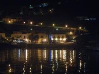 Cala Marina a sera - 31 marzo 2012  - Castellammare del golfo (1349 clic)