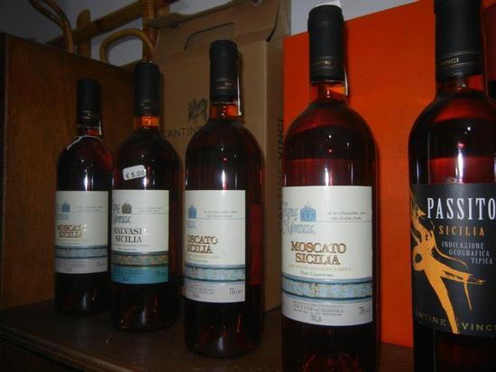 vini liquorosi - SALEMI - inserita il 18-Dec-15