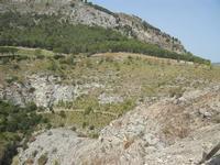 panorama area archeologica - 5 agosto 2012  - Segesta (662 clic)
