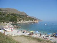 Cala Mazzo di Sciacca - 3 agosto 2012  - Castellammare del golfo (496 clic)