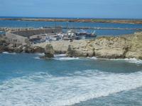 scorcio del porto e faraglioni - 15 aprile 2012  - Terrasini (1227 clic)