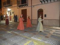 Il Corteo Storico di S. Rita - 19 maggio 2012  - Castellammare del golfo (394 clic)