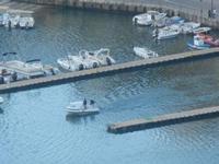 pontili mobili nel porto - 8 maggio 2012  - Castellammare del golfo (400 clic)