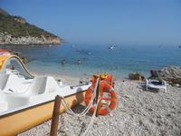 Cala Mazzo di Sciacca - 3 agosto 2012  - Castellammare del golfo (623 clic)