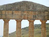 il tempio - 5 agosto 2012  - Segesta (767 clic)