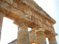 il tempio - 5 agosto 2012  - Segesta (802 clic)